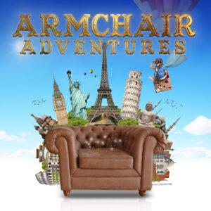Armchair Adventures logo