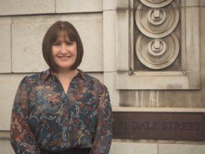 Clare White LCVS
