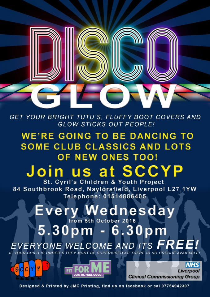 Disco Glow