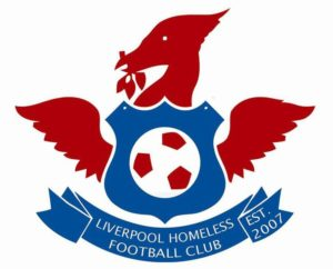 Liverpool Homeless Football Club logo