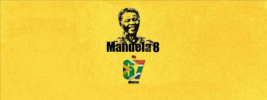 My67 Banner including image of Nelson Mandela